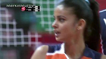 winifer fernandez - supah-sexy indoor volleyball.