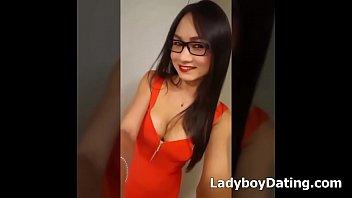 CUTE Ladyboy Shemale HD Video