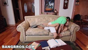 bangbros - step-mother nina elle has 3some with.