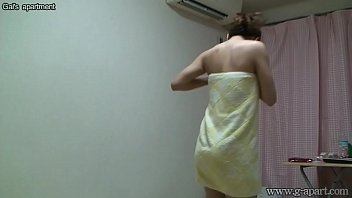 peeping bare japanese damsel madoka at.
