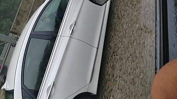 piernotas en el carro