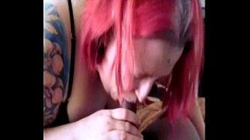 Lauren BBW Fuck Slut - Fingered, Fucked and Sucks Cock!