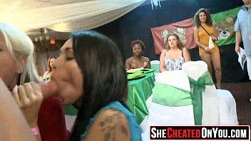 22 hotwife schlong thirsty breezies takes a blast.