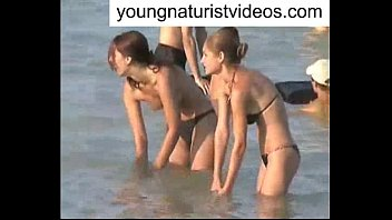 nude beach scarcely legal
