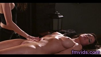 angela sommers awesome all girl rubdown