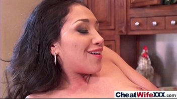 real lovemaking story filmed with supah-steamy killer hotwife.