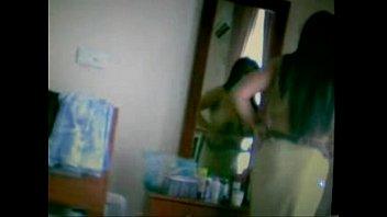 bangalore aunty switching cloths