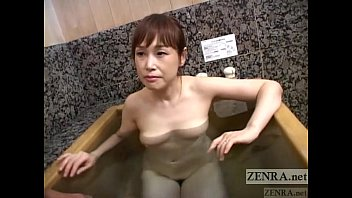 pallid japanese wifey secret av bathing soapy hj subtitled