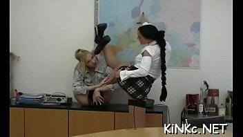 relentless dominatrix spanks slave039_s wazoo and suffocates him.