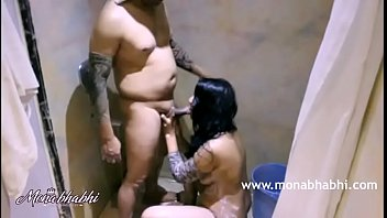750875 indian bhabhi dt in bathroom.