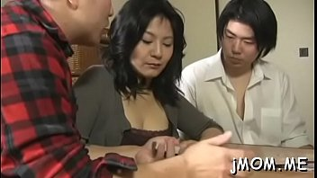 Gorgeous mature chick gets licked and fucked roughly