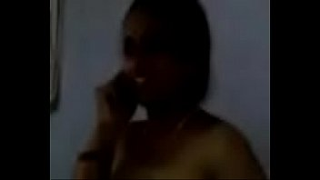 my neighbor aunty nude speaking in mobile