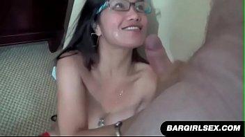 filipina natasha gets a facial cumshot