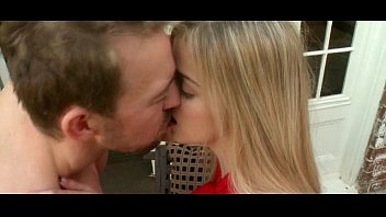 Blonde school beauty pussy licked for a BJ
