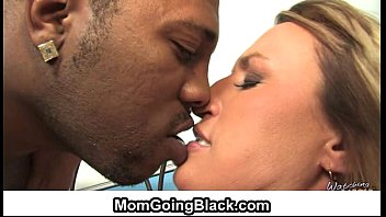 MomGoingBlack.com - Watching my mom going black Interracial Hardcore Porn 15