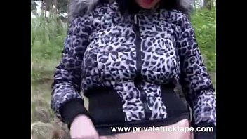outdoor taunting and fingerblasting