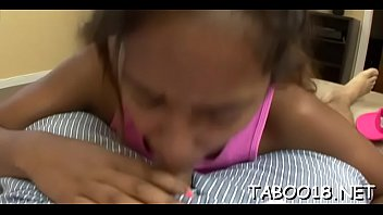 delightsome nubile luvs absorbing sausage after fingerblasting her.