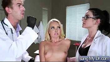 supah-naughty patient aaliyah veruca come at medic and.