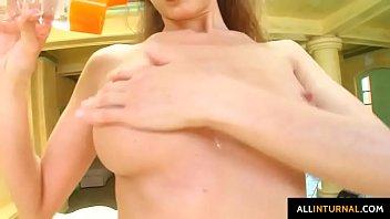 All Inturnal presents - Jill Babes in solo masturbation scene
