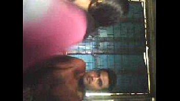 Bhabhi boobs pressing