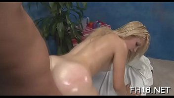 supah-cute and supah-steamy humped rock hard by her masseur