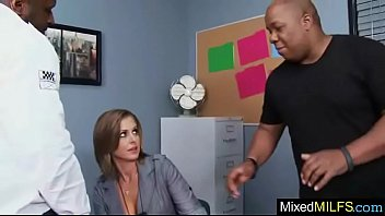Sex Tape With Black Mamba Cock Ride By Hot Milf (melissa rose) clip-19
