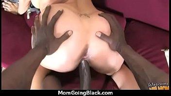 handsome mother with perky fuckbox smash a ebony.