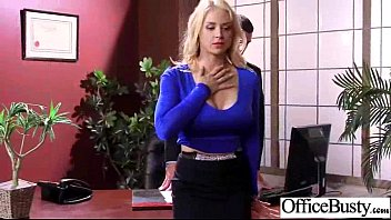phat-chested mega-slut employee dame in office get hard-core.
