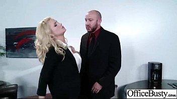 humungous-titted mega-slut employee chick get hook-up in office video-24