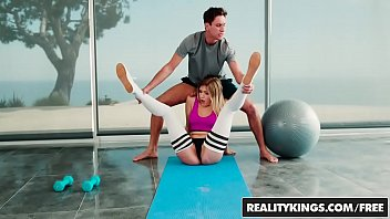Reality Kings - Monster Curves - Pilates - (Giselle Palmer, Brad Knight)
