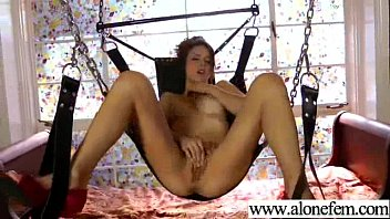 Amateur Teen On Tape Love To Please With Sex Toys clip-25
