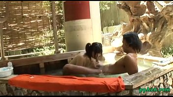 Asian Girl Fingered While Giving Handjob For Guy Giving Blowjob And Footjob In T