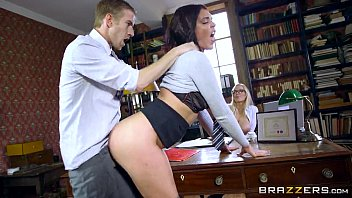 emma gets bang-out in the school