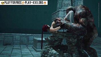 tomb raider lara croft - realistic free-for-all three.