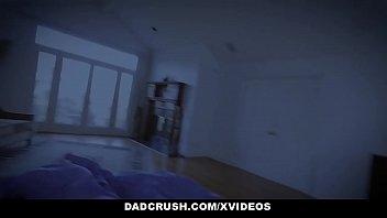 dadcrush - supah-hot dark haired teenie victoria voxxx.
