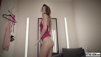 steamy russian melena maria tears up her booty.