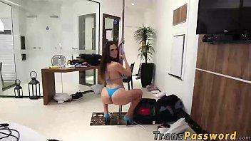 lovely transgender princess jennifer satine enjoys to have.