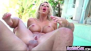 (Courtney Taylor) Huge Ass Oiled Sexy Girl Enjoy Anal Sex video-12