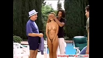 Wife fucked by husband and his boss