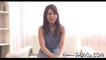 Sex with asian hirsute girl