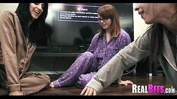 pijama soiree school fuck-fest 163