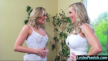 (brandi&amp_mia) Cute Girl Get Sex Punish Using Dildos From Mean Lesbo movie-09