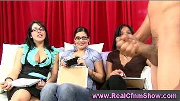 Cfnm party girls group humiliation