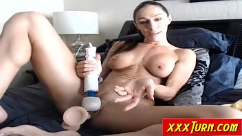 Sexy Brunette Has A Great Orgasm With Toys ★ xxxTurn.com