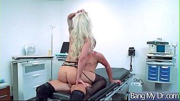 fuckfest adventures inbetween medic and hoe mischievous patient.