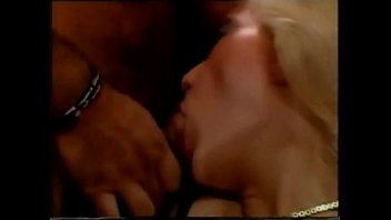 SYBILLE RAUCH THREESOME SCENE WITH DP AND DOUBLE BARREL BLOWJOB