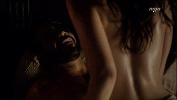 Alan Van Sprang and Charlotte Salt sex scene in The Tudors S03E02