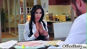 (Shay Evans) Hot Sexy Girl With Big Round Boobs In Sex Act In Office clip-28