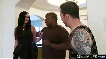 (bianca breeze) Gorgeous Sluty Milf In Mixt Sex On Black Monster Dick clip-04