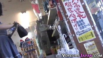 chinese teenager seen rubbin'